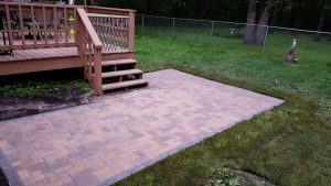 patio and deck