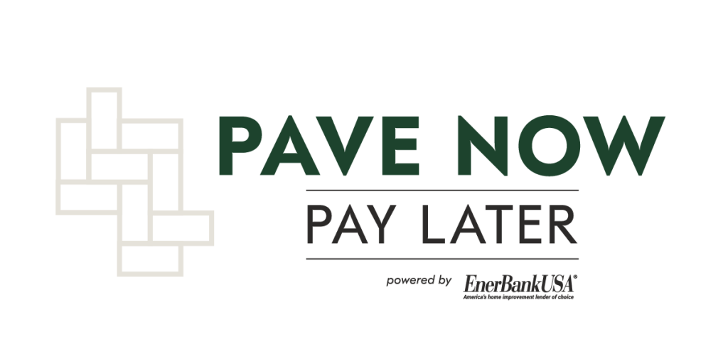 pave now pay later logo
